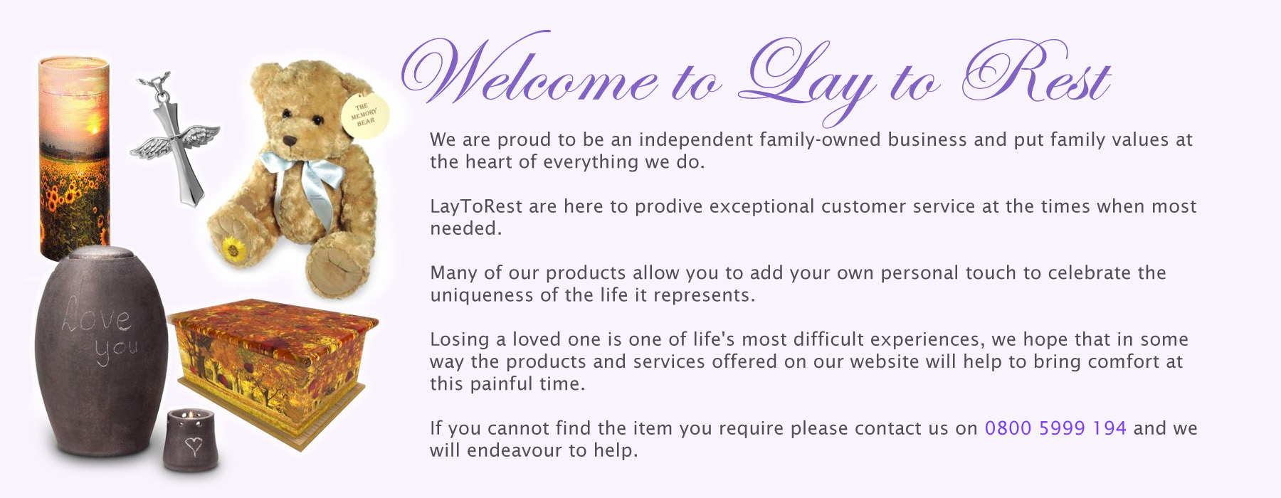 Welcome to Lay to Rest