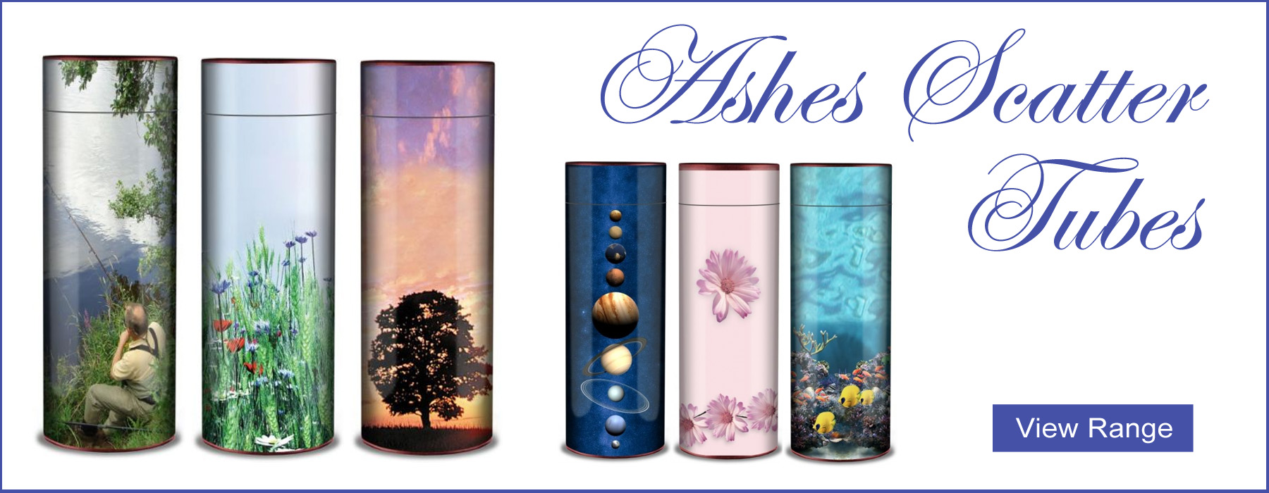 Ashes Scattering Tubes