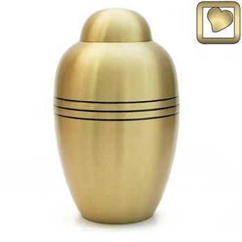 Dometop Brass Urn