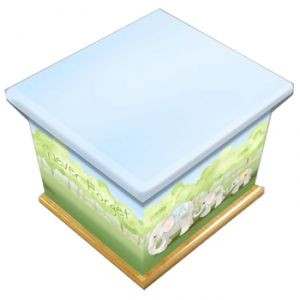 Heffalumps Ashes Casket