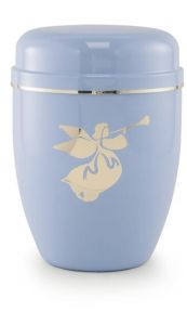 Blue Angel Urn
