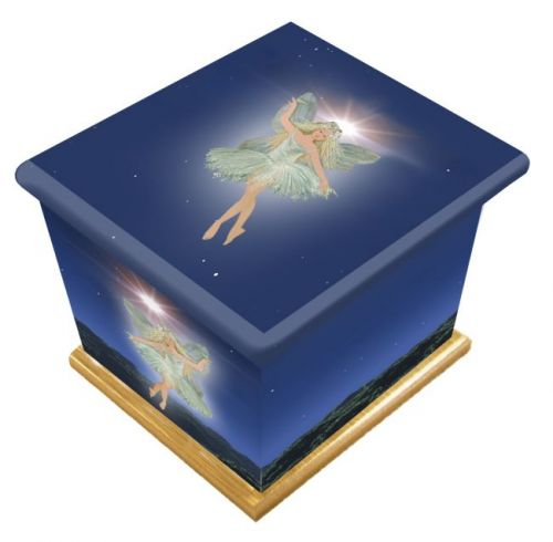 Stardust Fairy Ashes Casket