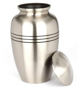 Cheadle Pewter Urn