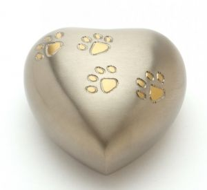 Hertford Heart Pewter Keepsake