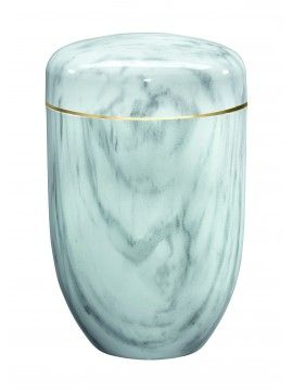 Purley White Marble Urn