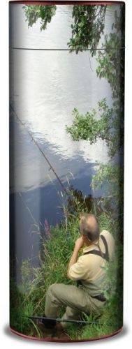Fishing Ashes Scattering Tube
