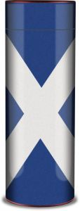 Scotland Ashes Scattering Tube