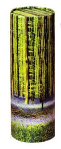 Bluebell Wood Ashes Scattering Tube