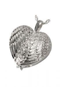 Kensington Angel Wings Heart Pendant