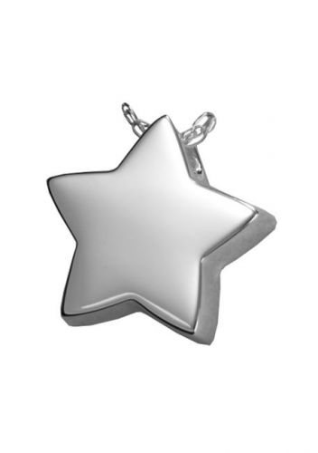 Star Keepsake Pendant