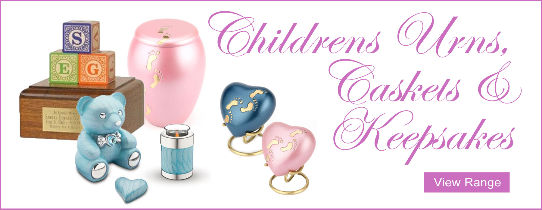 Childrens Urns