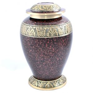 Copper Marble Urn
