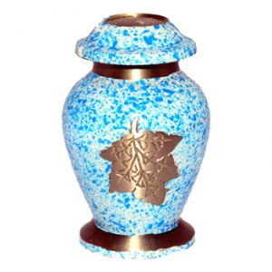 Autumn Leaves Keepsake Urn