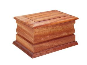 Norfolk Double Ashes Casket