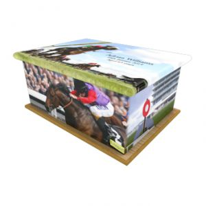 Day at the Races Ashes Casket
