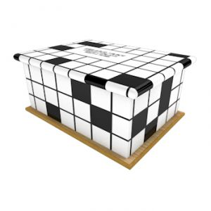 Crossword Ashes Casket