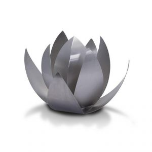 Stainless Steel Lotus Leaf
