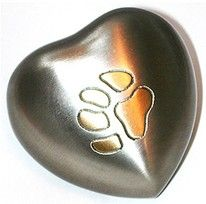 Pewter Heart Keepsake