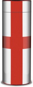 England Ashes Scattering Tube