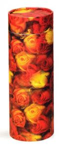 Rose Ashes Scattering Tube