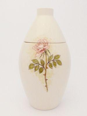 Hand Painted Urns