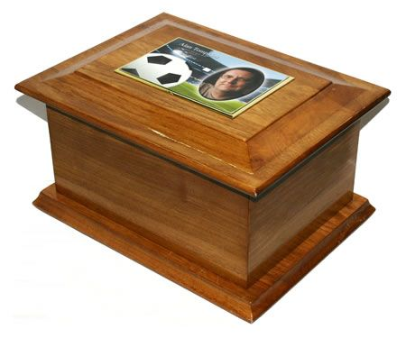 Personalised Ashes Casket